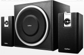 Edifier P3080 2.1 Speakers (Black)